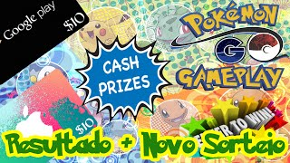 Pokemon Go Sorteio e Nova Campanha #ReleasePokemonGoBrazil by Pokémon GO Gameplay