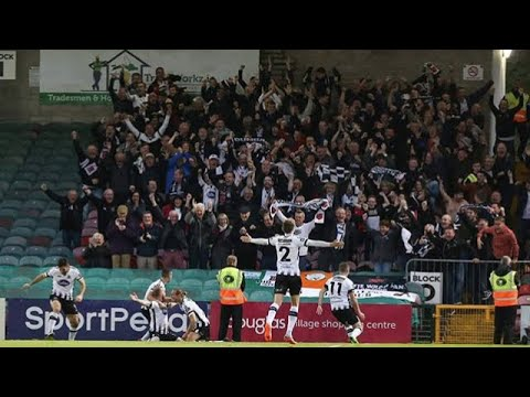 Cork City VS Dundalk FC - 21/09/18