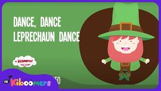 Saint Patrick's Day Song | Leprechaun Dance | Lyrics | Kids Song | Leprechaun Song for Kids