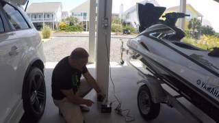 5. Accessory Battery Install