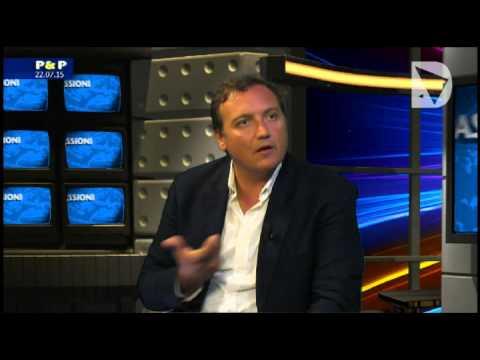 Passioni & Politica - Leonardo Marras, capogruppo Pd intervistato da Elisabetta Matini.