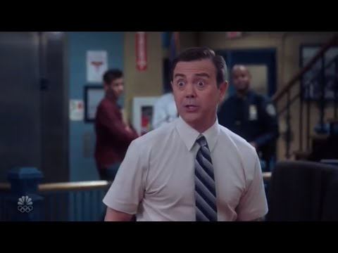 Amy Vs Charles For Who's Jake's Babe | Brooklyn 99 Season 7 Episode 9