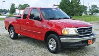 2. 2003 Ford F-150 XLT Truck Extended Cab For Sale Dayton Troy Piqua Sidney Ohio | 26933BT