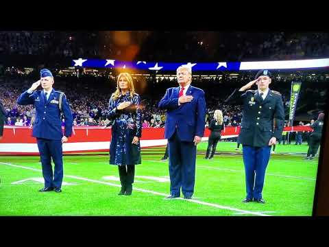 National Championship 2020 Lauren Daigle National Anthem