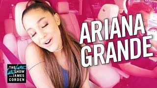 Video Ariana Grande Carpool Karaoke MP3, 3GP, MP4, WEBM, AVI, FLV Agustus 2018