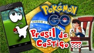 Pokémon GO Brasil Não Está De Castigo! by Pokémon GO Gameplay