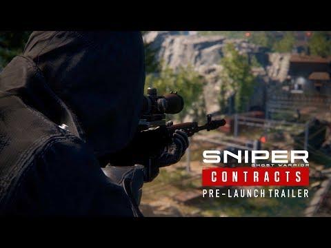Авторы Sniper: Ghost Warrior Contracts напомнили о скором релизе игры зрелищным трейлером