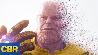 Video Thanos May Have Snapped Himself (Avengers Endgame Theory) MP3, 3GP, MP4, WEBM, AVI, FLV Maret 2019