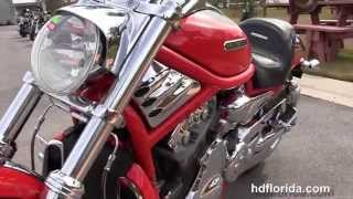 8. Used 2005 Harley Davidson  CVO V-Rod Muscle Motorcycles for sale