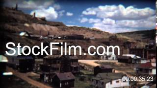 Canon City (CO) United States  city photos gallery : 1972: Scenic western USA mining town on decline. CANON CITY, COLORADO