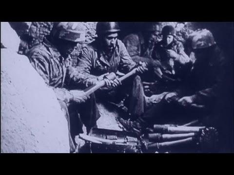 Video. Las granadas británicas y alemanas de la PGM (1915)