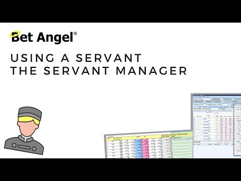 Bet Angel – The Servant Manager