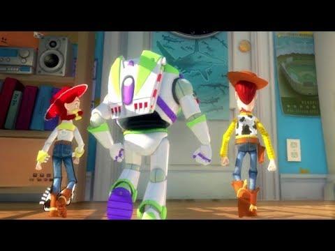 Toy Story 3 - Full Game Walkthrough