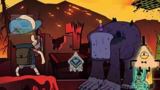Raromagedon  Parte 1 Completo  Gravity Falls En Español