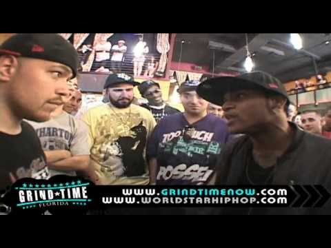 GrindTimeNow.NET: Illmaculate vs Conceited Round 1 (2009)