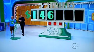 Video The Price is Right - 3 Strikes - 11/22/2013 MP3, 3GP, MP4, WEBM, AVI, FLV Maret 2019
