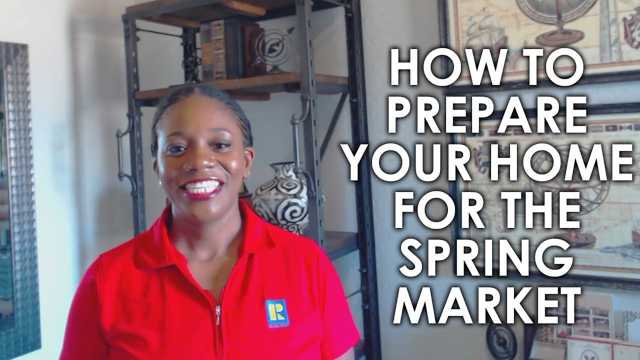 4 Tips to Help You Prepare Your Home for the Spring Market