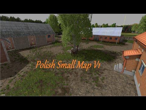 Polish Small Map V1 by MaJKeL