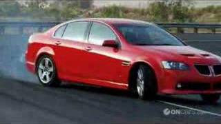 2008 Pontiac G8 GT: A Great Performance Value