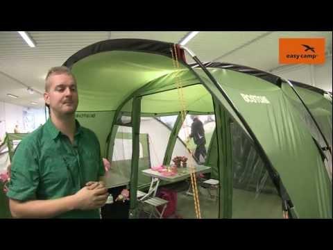 Відеоогляд палатки Easy Camp Meteor Boston 600