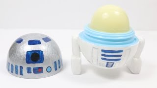 DIY EOS Lip Balm: R2-D2 Tutorial - YouTube