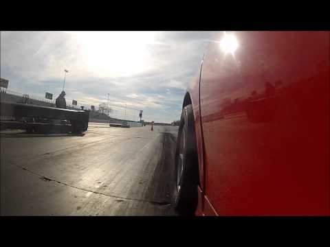 SRT-4 Launch On Slicks - GoPro 2 HD