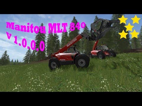 Manitou MLT 840 v1.0