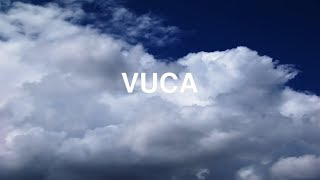 O que é VUCA? (What is VUCA?) Português/ English