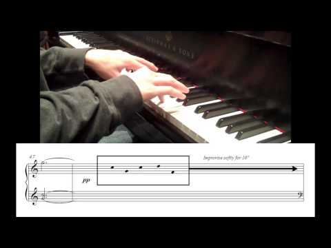Main Theme From American Beauty - Thomas Newman (piano Arrangement)