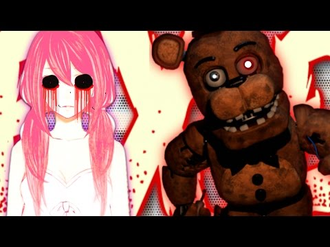 FNAF.EXE & ANIME DATING.EXE | 2 .Exe Games