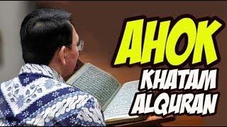 Download Video DUNIA GEMPAR.....AHOK KHATAM ALQUR'AN SELAMA DI PENJARA MP3 3GP MP4