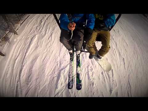 Youtube preview image for New Years Ski Trip to Gore Mountain - 2013