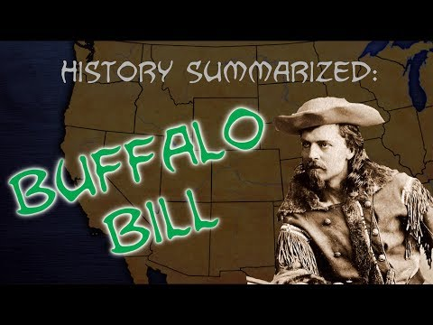 History Summarized: Buffalo Bill's Wild West