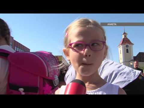TVS: Kunovice - První školní den