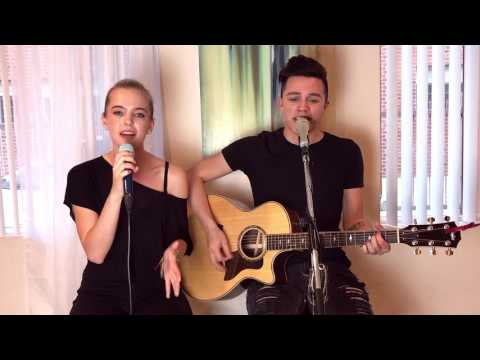 """""""Echoes of Love"""" and """"Ecos de Amor"""" Jesse and Joy Cover by Honey and Jude"""