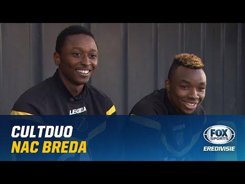 Video: CULTDUO NAC | Sadiq Umar en Thierry Ambrose