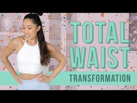 10 Minute Waist Whittler | Total Body Transformation Workout