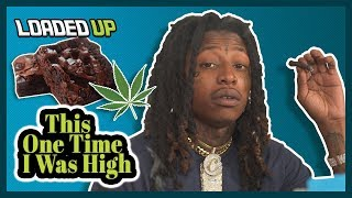 This One Time I Was High I Gave My Mom Weed Edibles | Nef The Pharaoh by Loaded Up