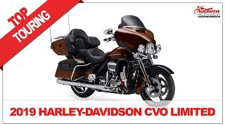 4. 2019 Harley Davidson CVO Limited — PRICE & SPECIFICATIONS