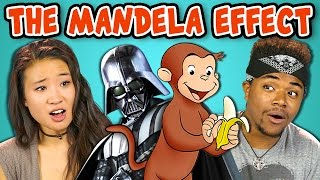 Video 10 CREEPY MANDELA EFFECTS WITH COLLEGE KIDS (React) MP3, 3GP, MP4, WEBM, AVI, FLV Maret 2019
