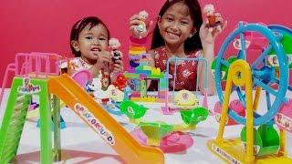 Video Mainan Taman Bermain 🎡 MAINAN ANAK PEREMPUAN 💖 Let's Play 💖 Jessica Jenica 💖 MP3, 3GP, MP4, WEBM, AVI, FLV Juni 2018