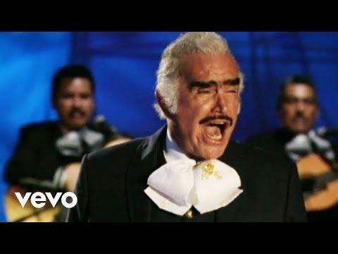 Aca Entre Nos - Vicente Fernandez (Video)