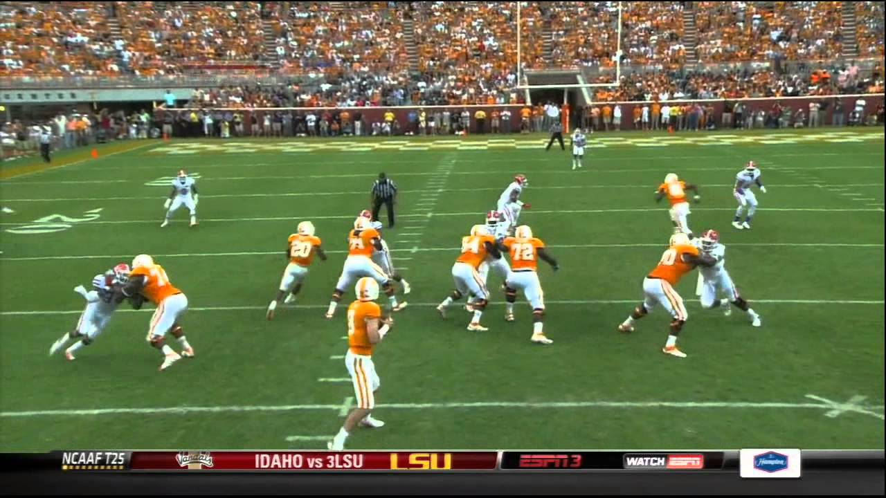 Antonio Richardson vs Florida (2012)