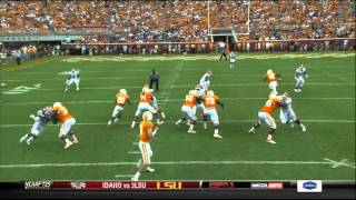 Dallas Thomas vs Florida (2012)