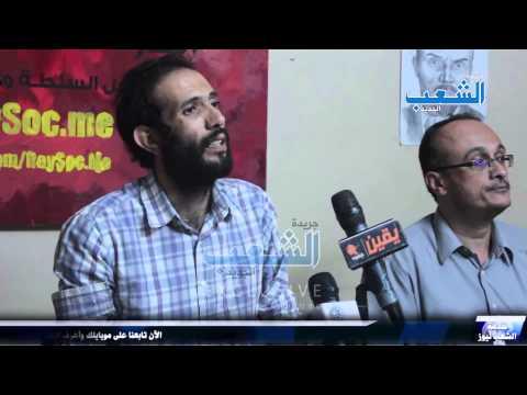 """القوات الخاصة تقتحم إعتصام """"عمال غزل الإسكندرية"""" وتطلق الرصاص الحى والخرطوش"""