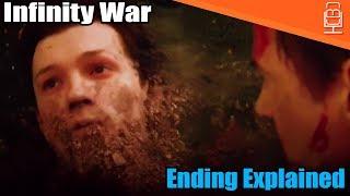 Video Avengers Infinity War Ending Explained MP3, 3GP, MP4, WEBM, AVI, FLV Juni 2018