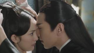 Video Eternal Love (Ten Miles of Peach Blossoms) - Hot Kiss (Mark Chao and Yang Mi ) MP3, 3GP, MP4, WEBM, AVI, FLV September 2018