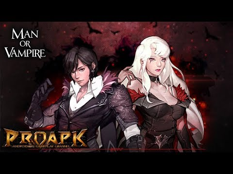 Man or Vampire Gameplay Android / iOS (Global Launch)