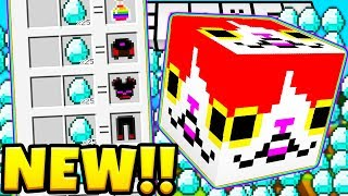BRAND NEW KITTY LUCKY BLOCK MONEY HUNT - MODDED MINECRAFT LUCKY BLOCK