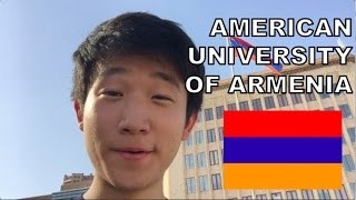 """American University of Armenia in Yerevan, Armenia!  I am a Harvard student who lived and interned in Armenia this past summer, and I hope to share interesting aspects of this beautiful country to more people. Part of my Armenia Travel Guide series.Facebook: https://www.facebook.com/MichaelHeLinfeiInstagram: https://www.instagram.com/michaelhelinfei/Twitter: https://twitter.com/michaelhelinfeiMusic:""""Feelin Good"""", """"Happy Alley"""", """"Intrepid"""", """"Somewhere Sunny (ver 2)""""Kevin MacLeod (incompetech.com)Licensed under Creative Commons: By Attribution 3.0http://creativecommons.org/licenses/by/3.0/Note: I have been informed that the Chess Club is not a part of the Center for Student Success, but it is still available to university students."""